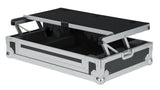 Road Case for Pioneer DDJ-SR Controller with Sliding Laptop Platform