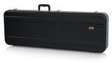 Deluxe Molded Case for Electric Guitars; Extra Long
