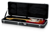 Gator Deluxe Molded Case for Electric Guitars - Rugged Hard Cases