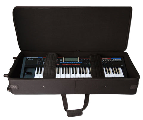 Lightweight Case for Slim 76 Note Keyboards