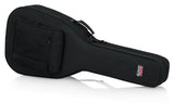 Gator Rigid EPS Polyfoam Lightweight Case for APX-Type Guitars - Rugged Hard Cases