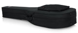 Gator Rigid EPS Polyfoam Lightweight Case for Jumbo Acoustic Guitars - Rugged Hard Cases