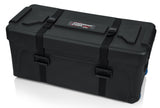 Gator Deluxe Molded Drum Hardware Trap Case - Rugged Hard Cases
