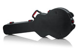 TSA Series ATA Molded Polyethylene Guitar Case for Gibson 335 and Semi-Hollow Electric Guitars
