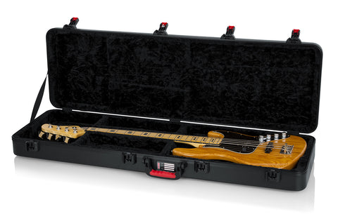 TSA Series ATA Molded Case for Bass Guitars