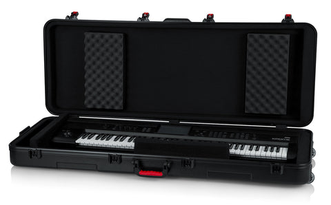 TSA Series ATA Molded Case for 76-note Keyboards