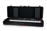 TSA Series ATA Molded Case for Extra Deep 88-note Keyboards