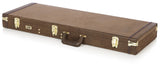 Deluxe Wood Case for Electric Guitars