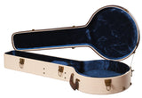 Gator Deluxe Wood Case for Banjo - Rugged Hard Cases