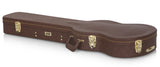 Gator Deluxe Wood Case for Solid-Body Guitars such as Gibson SG - Rugged Hard Cases