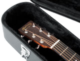 Gator Hard-Shell Wood Case for Martin 000 Acoustic Guitars - Rugged Hard Cases