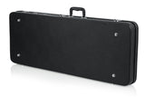 Gator Hard-Shell Wood Case for Jaguar, Jagmaster, & Jazzmaster Style Guitars - Rugged Hard Cases