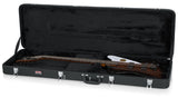 Gator Hard-Shell Wood Case for Thunderbird Bass Guitars - Rugged Hard Cases
