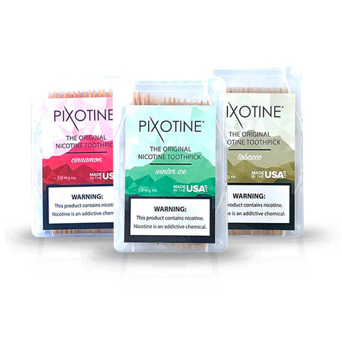 Pixotine Flavors - Sample Pack