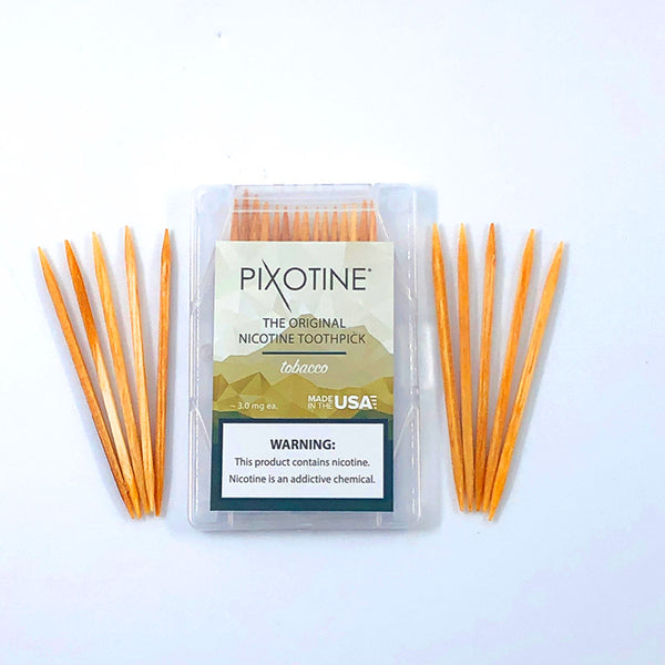 Pixotine - Tobacco Flavor (Carton - 15 Packs)