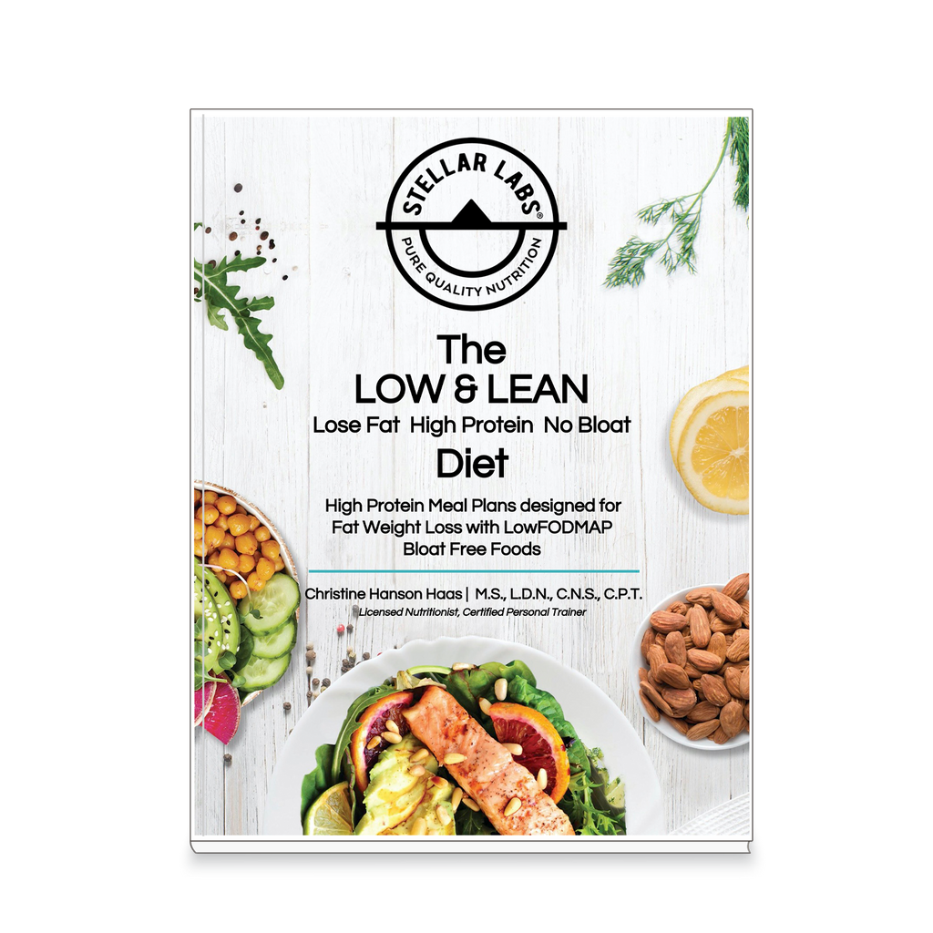 The Low & Lean Lose Fat High Protein No Bloat Diet