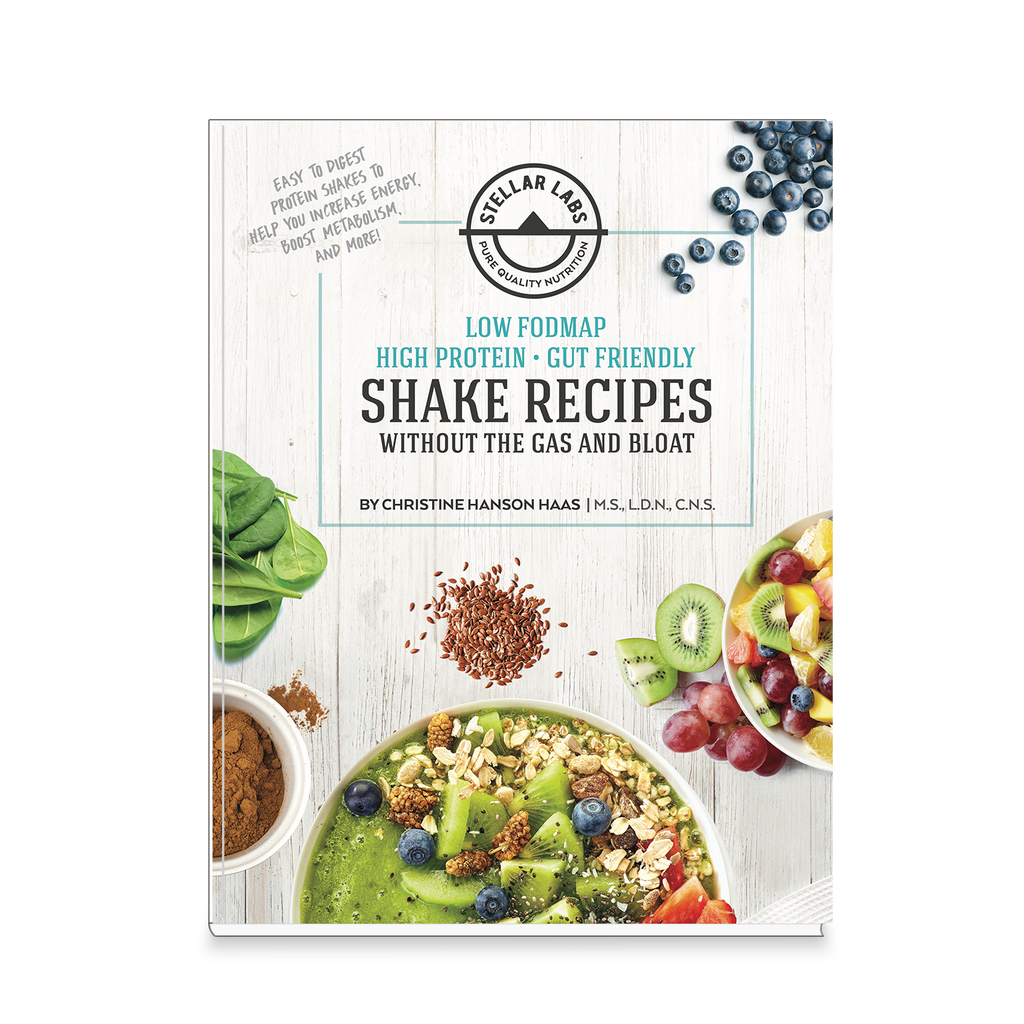 Easy To Digest Whey And Vegan LowFODMAP Protein Shake Recipes