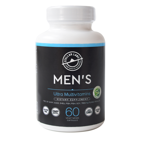 Supplements: Men's Ultra Multivitamin