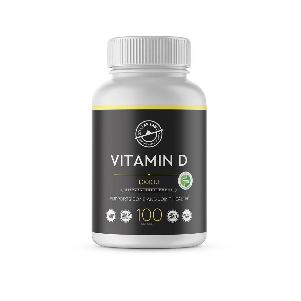Supplements: Vitamin D