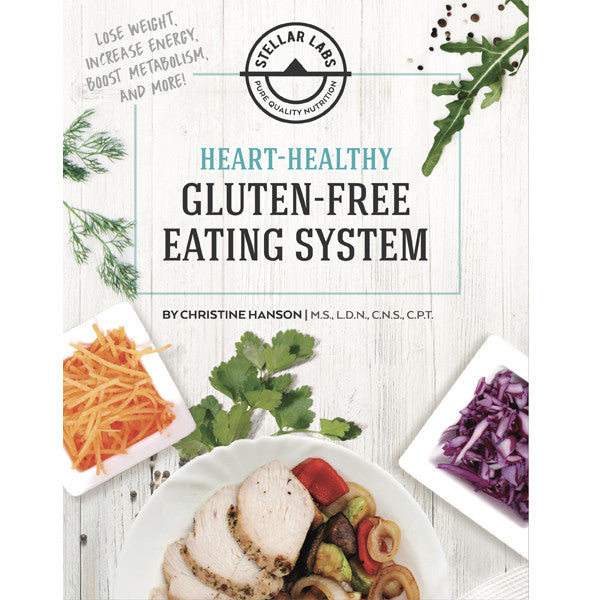 E-Book: Gluten-Free Eating System - Stellar Labs®
