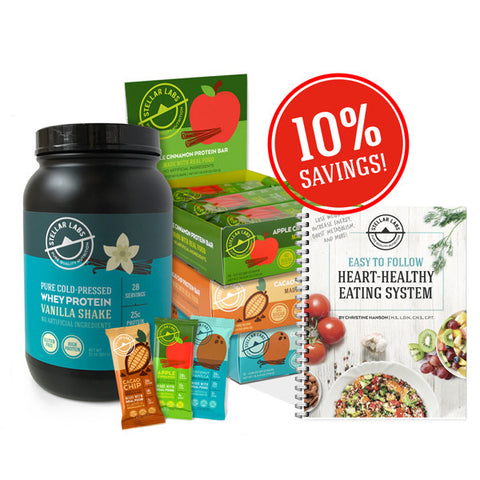 Heart-Healthy Eating System Starter Pack - Stellar Labs®