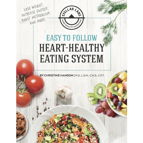 E-Book: Heart-Healthy Eating System - Stellar Labs®
