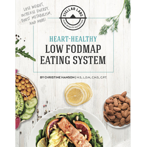 eBook: Heart Healthy Low FODMAP Eating System