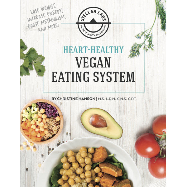 E-Book: Vegan Eating System - Stellar Labs®