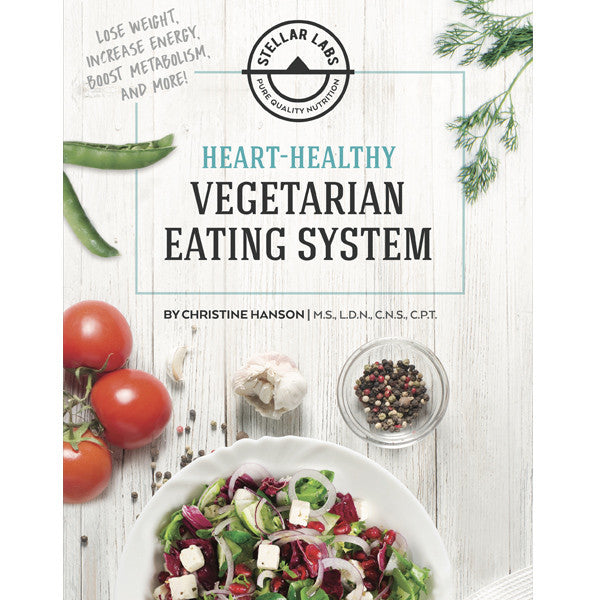 E-Book: Vegetarian Eating System - Stellar Labs®