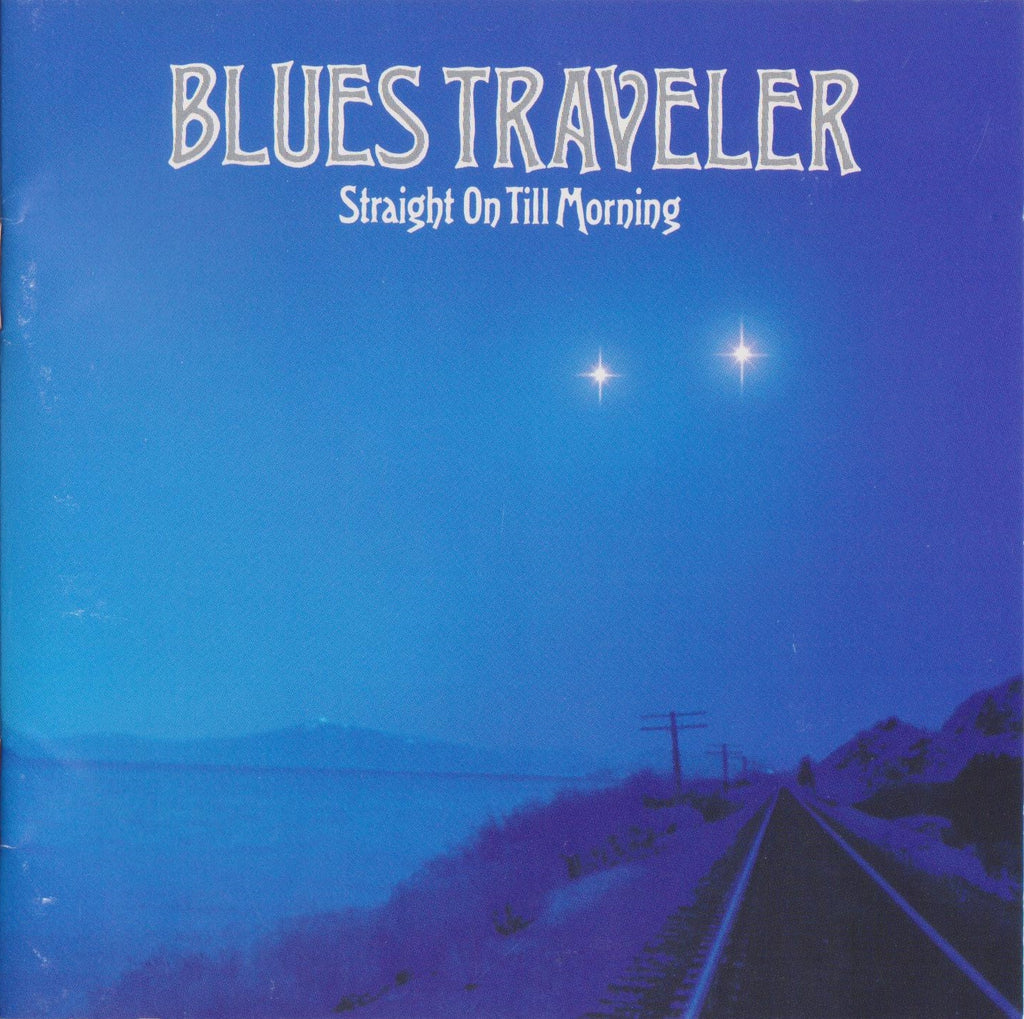 Blues Traveler - Straight On Till Morning - CD - The CD Exchange