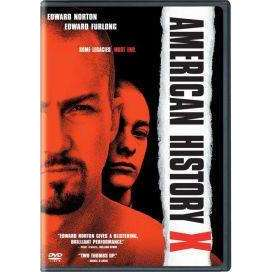 DVD - American History X - Widescreen Movie - The CD Exchange