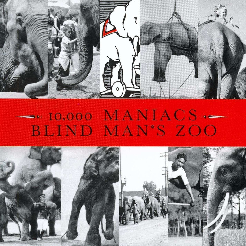 10,000 Maniacs - Blind Man's Zoo - CD - The CD Exchange