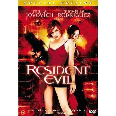 DVD | Resident Evil,Widescreen,The CD Exchange
