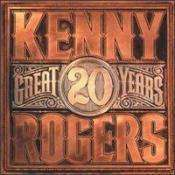 Kenny Rogers - 20 Great Years - CD - The CD Exchange