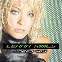 LeAnn Rimes - I Need You - CD - The CD Exchange
