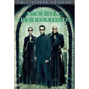 DVD - Matrix Reloaded (Fullscreen) - Used - The CD Exchange