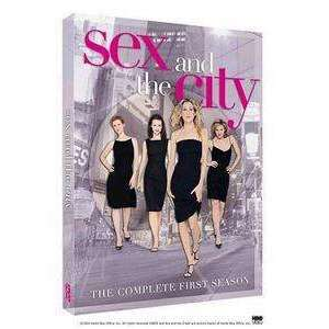DVD | Sex And The City: Complete Season 1,Fullscreen,The CD Exchange