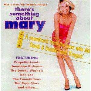 Soundtrack - There's Something About Mary - CD - The CD Exchange