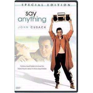 DVD - Say Anything - Widescreen Movie - The CD Exchange