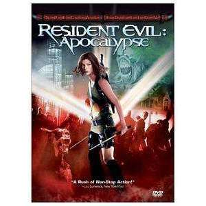 DVD | Resident Evil: Apocalypse (Special Edition),Widescreen/Fullscreen,The CD Exchange