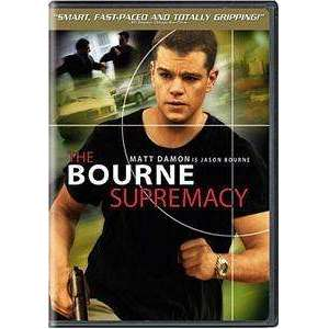 DVD - Bourne Supremacy (Widescreen) - The CD Exchange