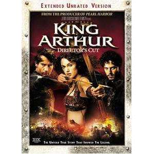 DVD | King Arthur (Unrated Extended Widescreen),Widescreen,The CD Exchange