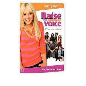 DVD | Raise Your Voice,Widescreen/Fullscreen,The CD Exchange