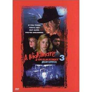DVD | Nightmare On Elm Street 3: Dream Warriors,Widescreen/Fullscreen,The CD Exchange