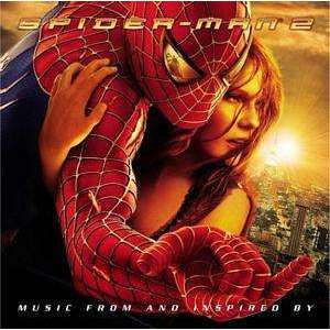 Soundtrack - Spider-Man 2 - Used CD - The CD Exchange