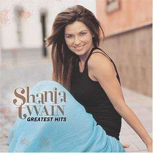 Shania Twain - Greatest Hits - CD - The CD Exchange