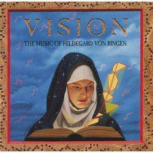 Souther, Richard | Vision: The Music Of Hildegard Van Bingen,CD,The CD Exchange