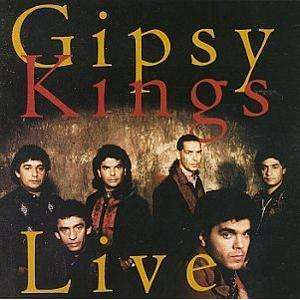 Gipsy Kings - Live - CD - The CD Exchange