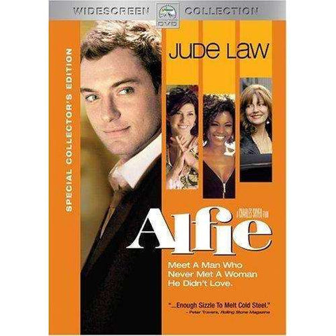 DVD | Alfie (2004 Widescreen),Widescreen,The CD Exchange