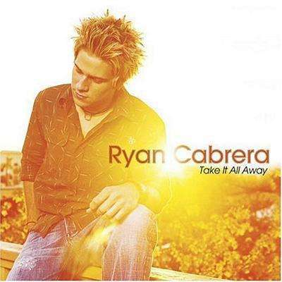 Cabrera, Ryan | Take It All Away,CD,The CD Exchange
